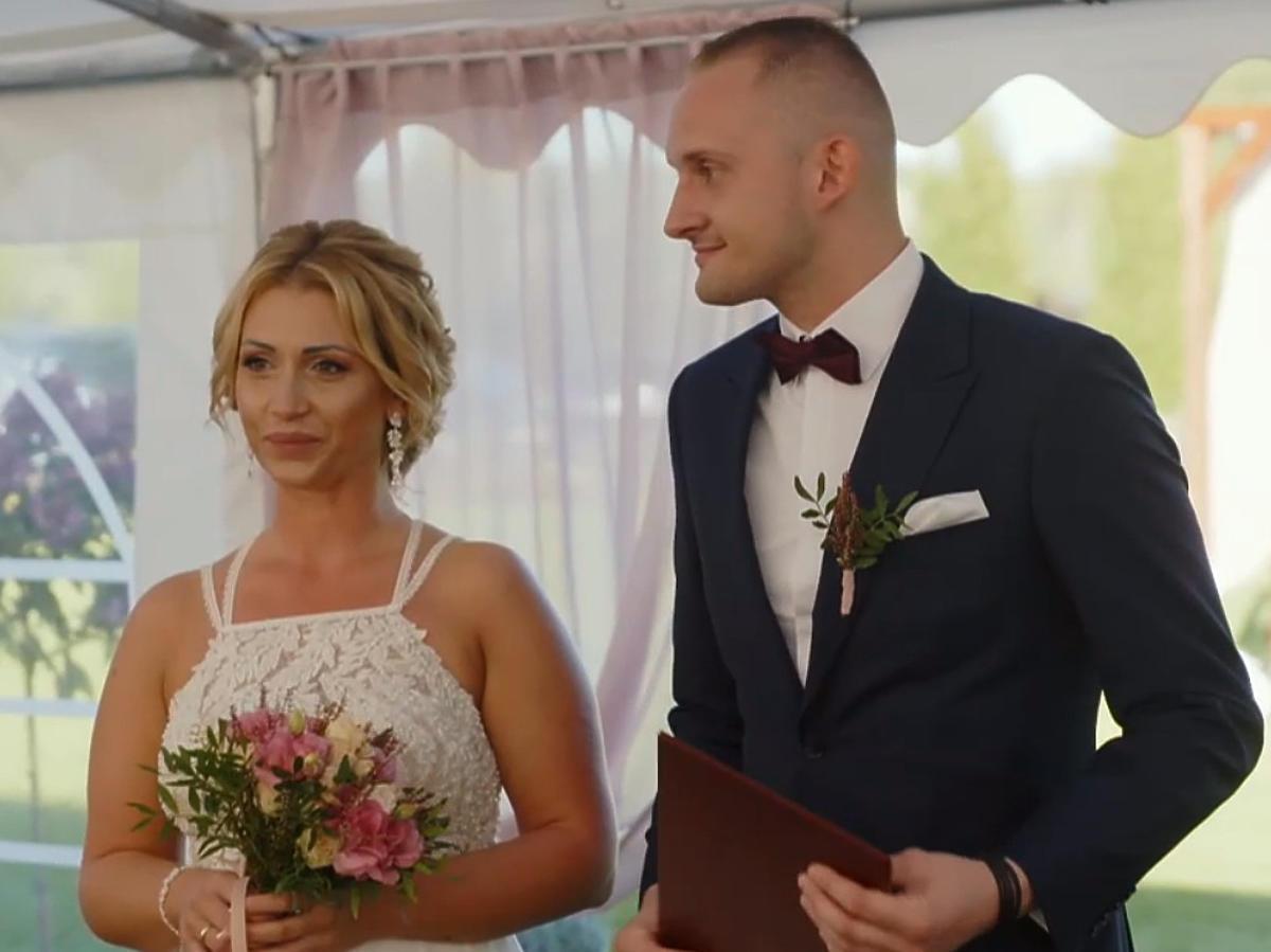"""""""Ślub od pierwszego wejrzenia"""" Kamil i Iza są już po rozwodzie?! Uczestnik odpowiedział!"""