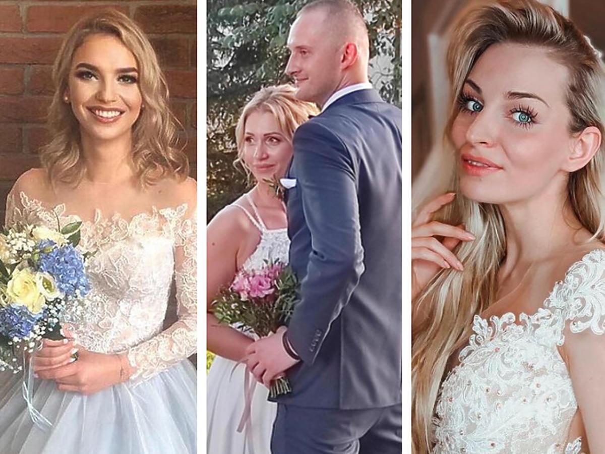 """""""Ślub od pierwszego wejrzenia"""" - Pamiętacie, jak wyglądały wszystkie panny młode podczas ceremonii? [PRZEGLĄD SUKNI ŚLUBNYCH]"""