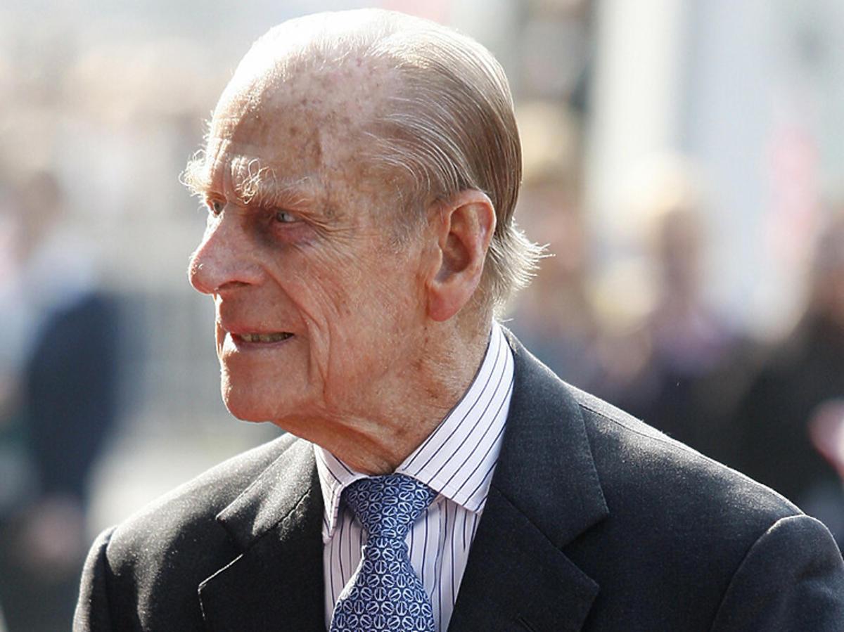 Snutny książę Filip