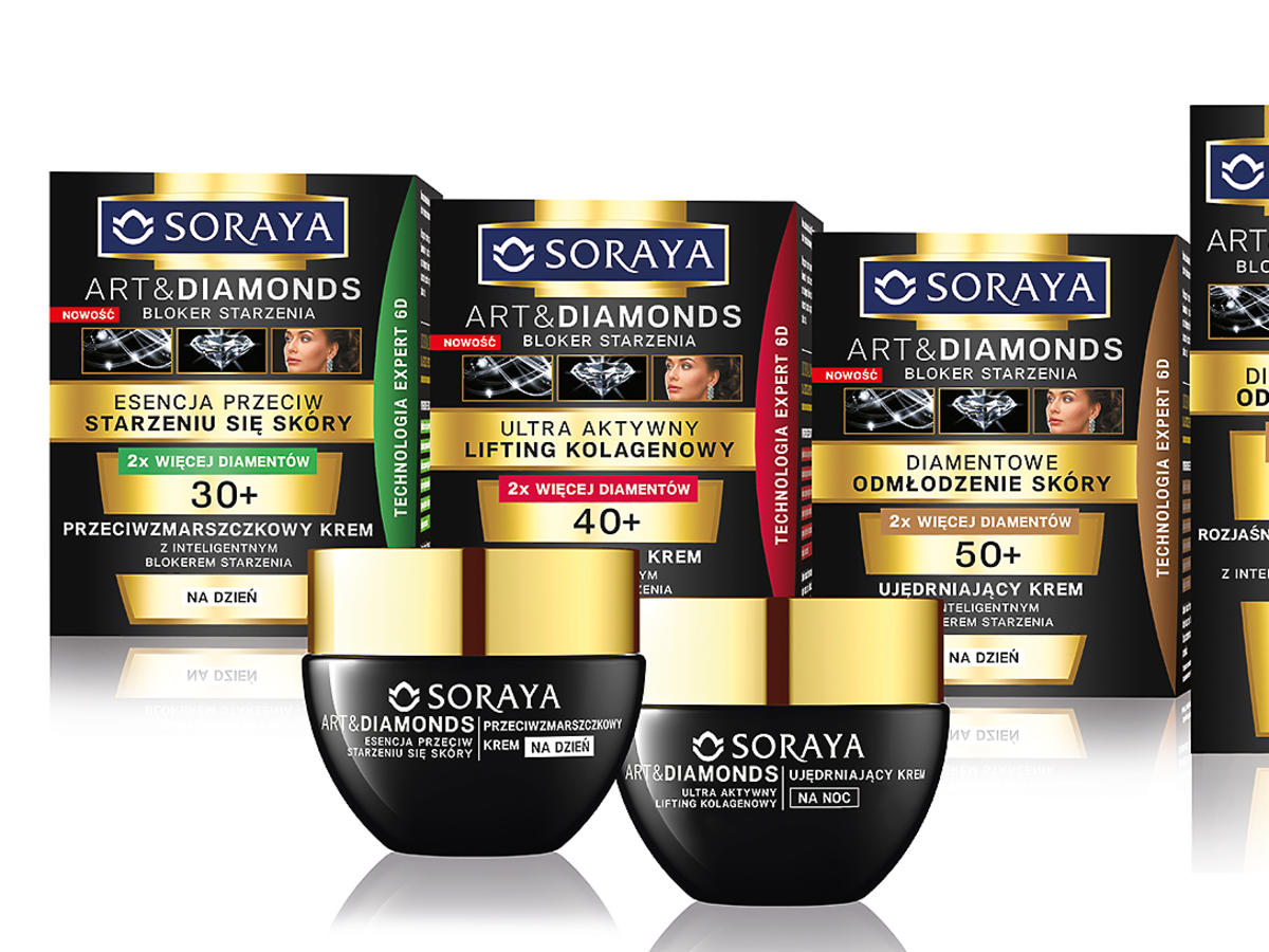 Soraya Art&Diamonds Bloker Starzenia