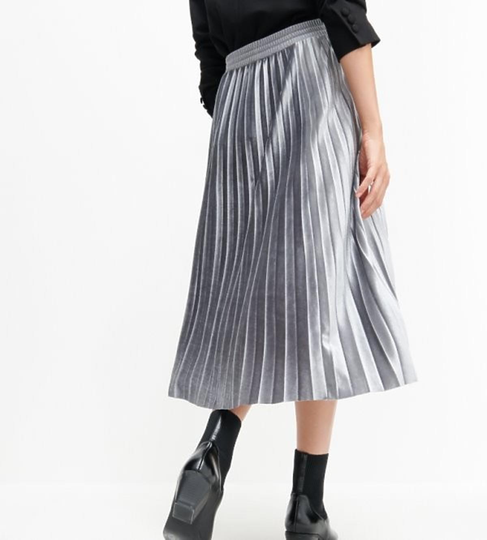 spódnica plisowana z Reserved