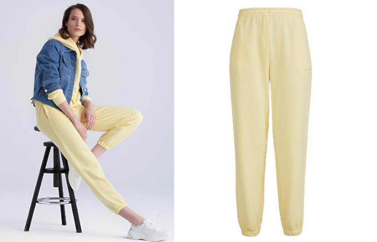 spodnie dresowe Monnari