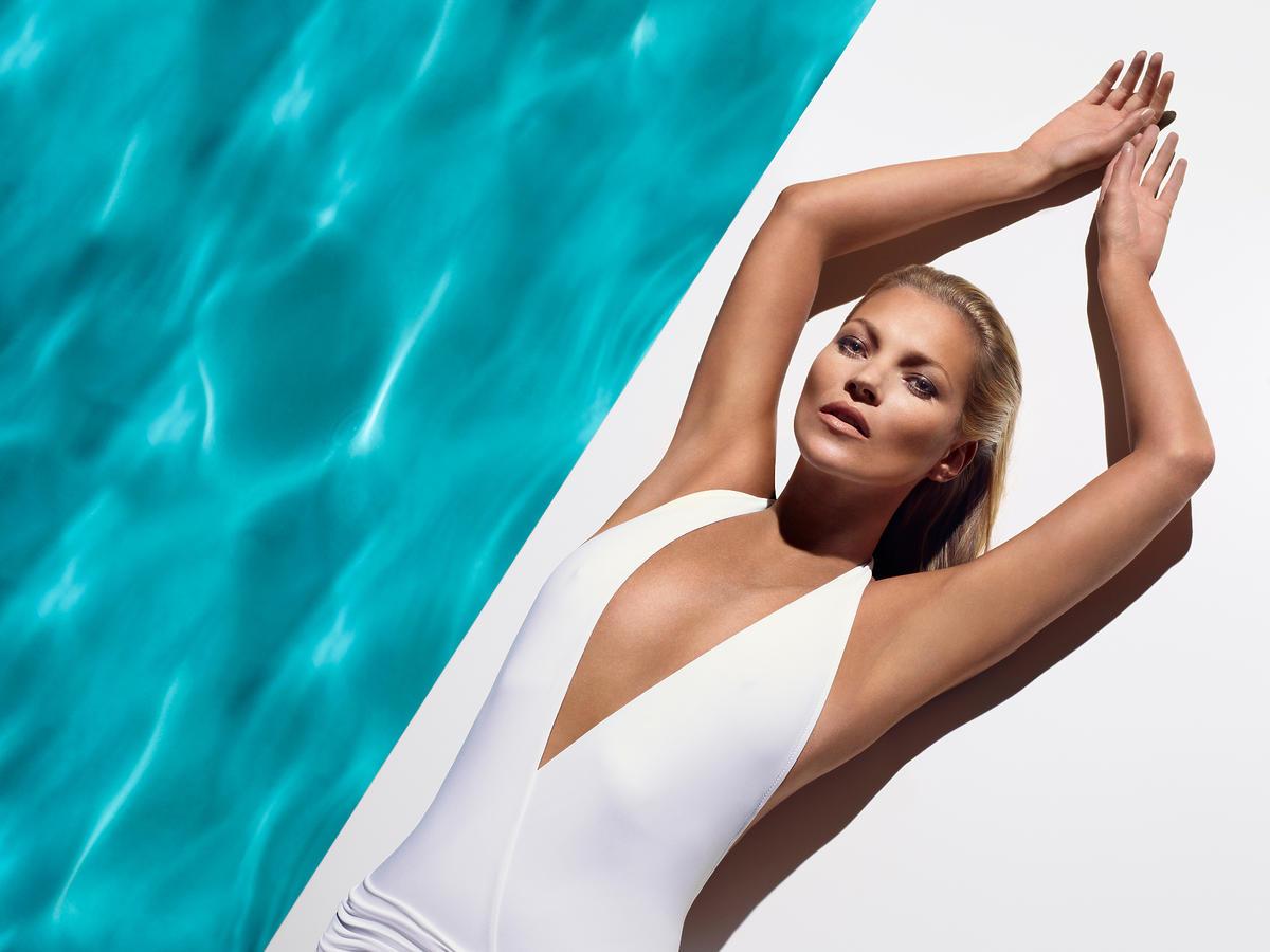 St. Tropez Kate Moss