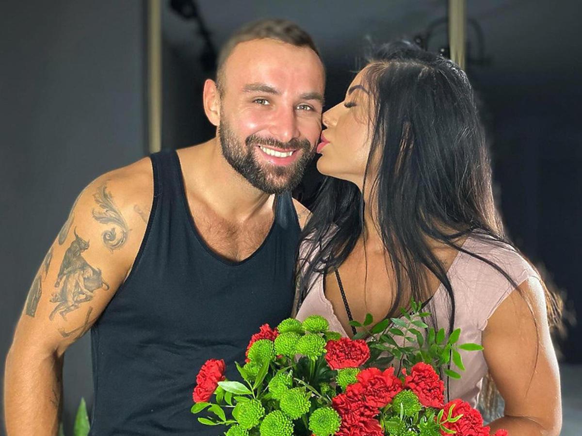 "Stella i Piotr z ""Love Island"""