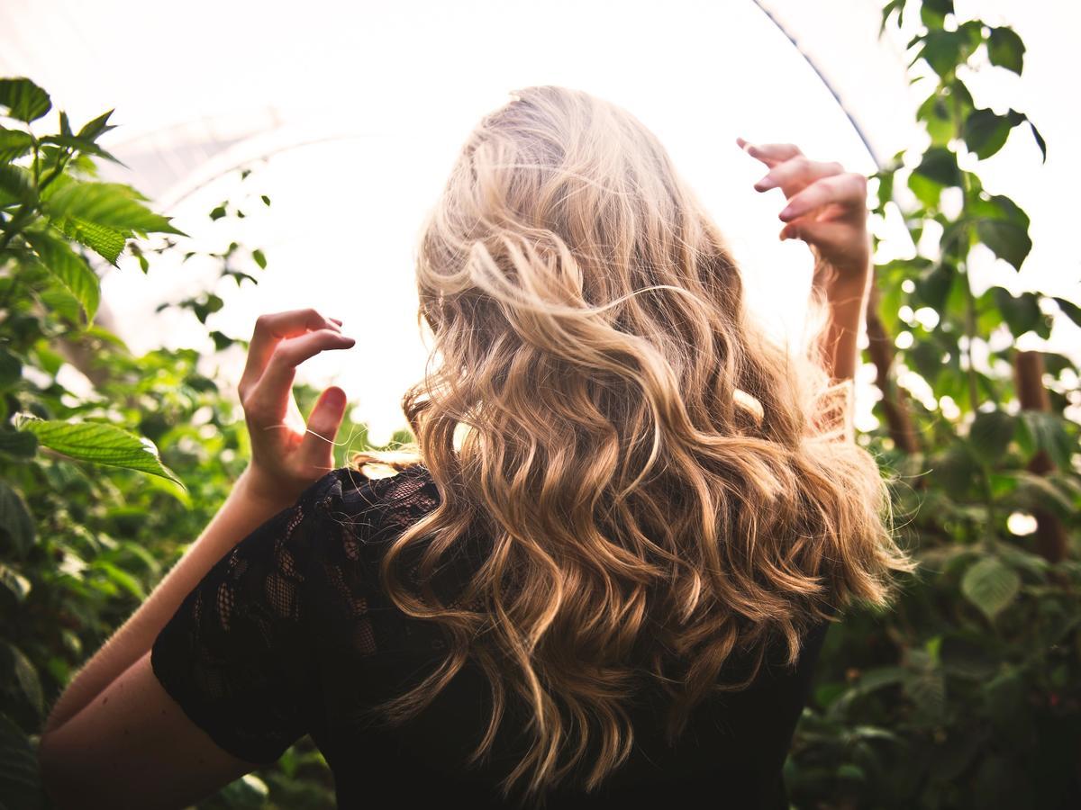 styling włosów
