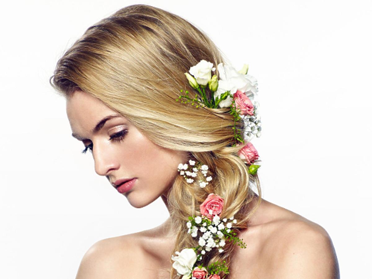 Stylowe fryzury na ślub – trendy 2015