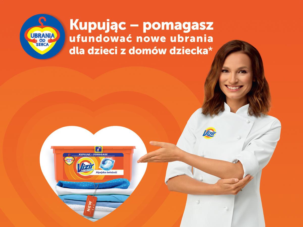 """Sukces 3. edycji programu charytatywnego """"Ubrania od Serca"""""""