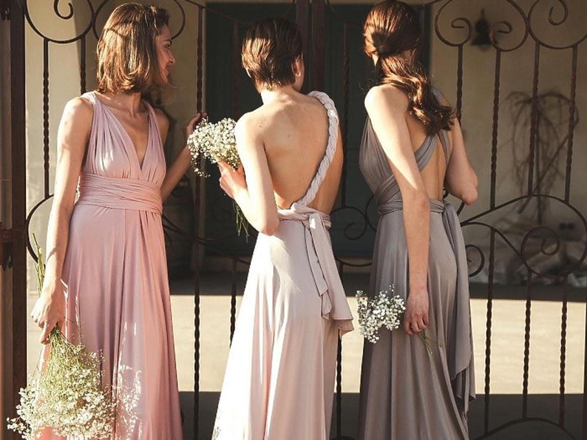 Sukienka infinity dress