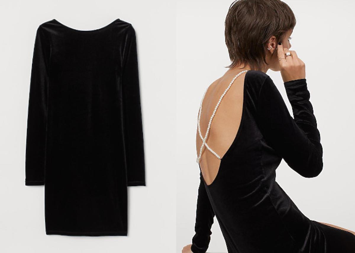 sukienka karnawałowa H&M