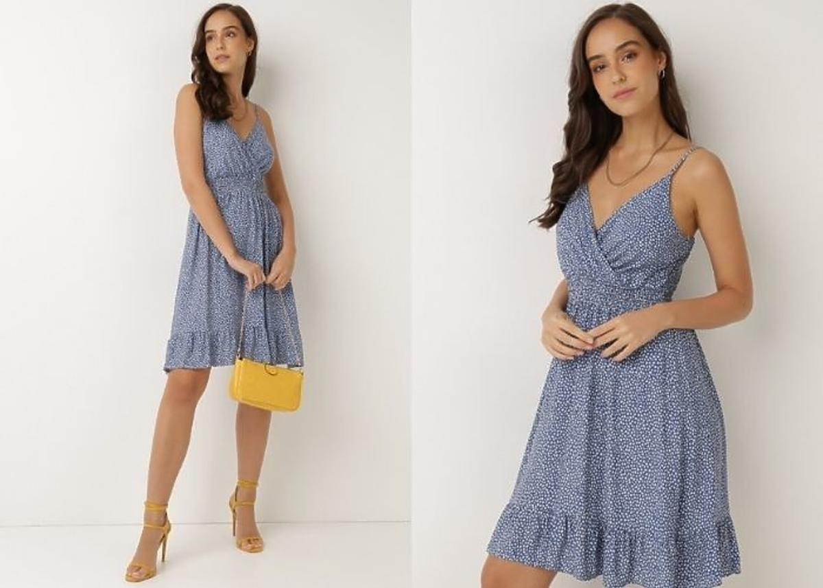 sukienka letnia mini