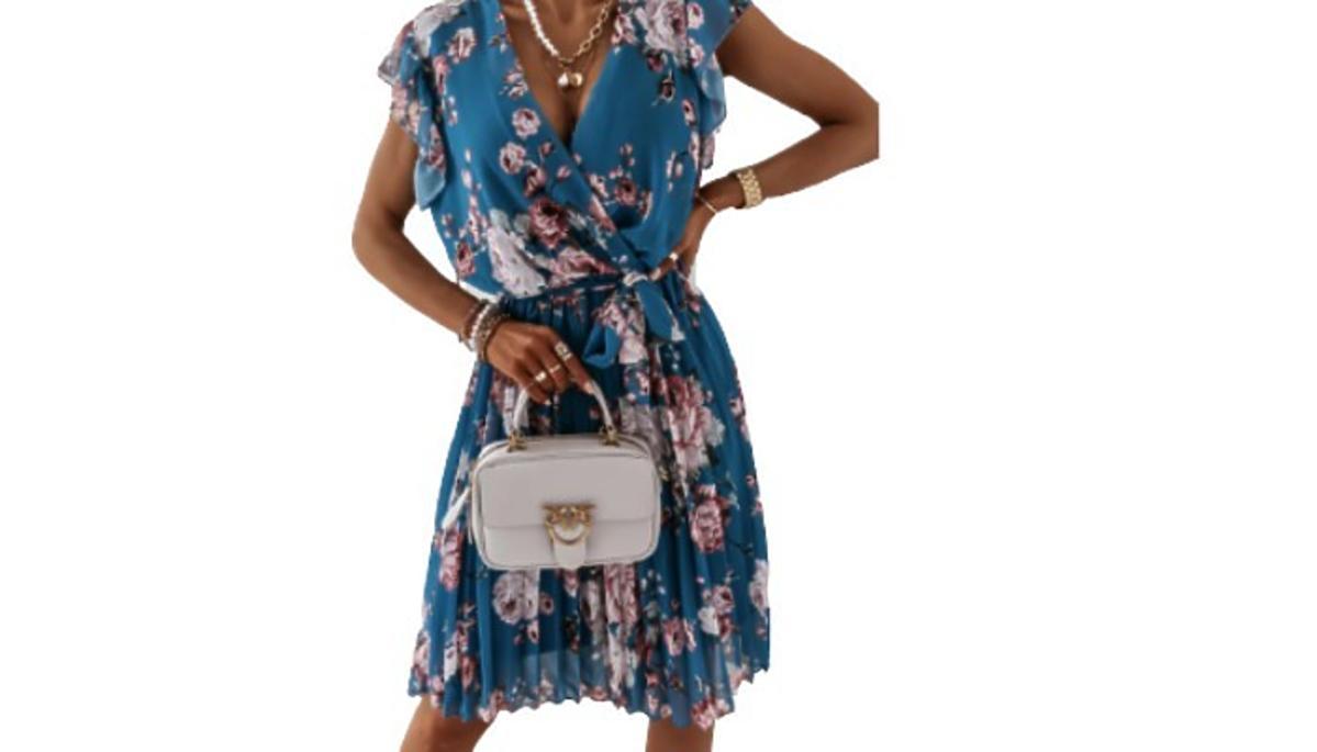Sukienka letnia z Pakuten