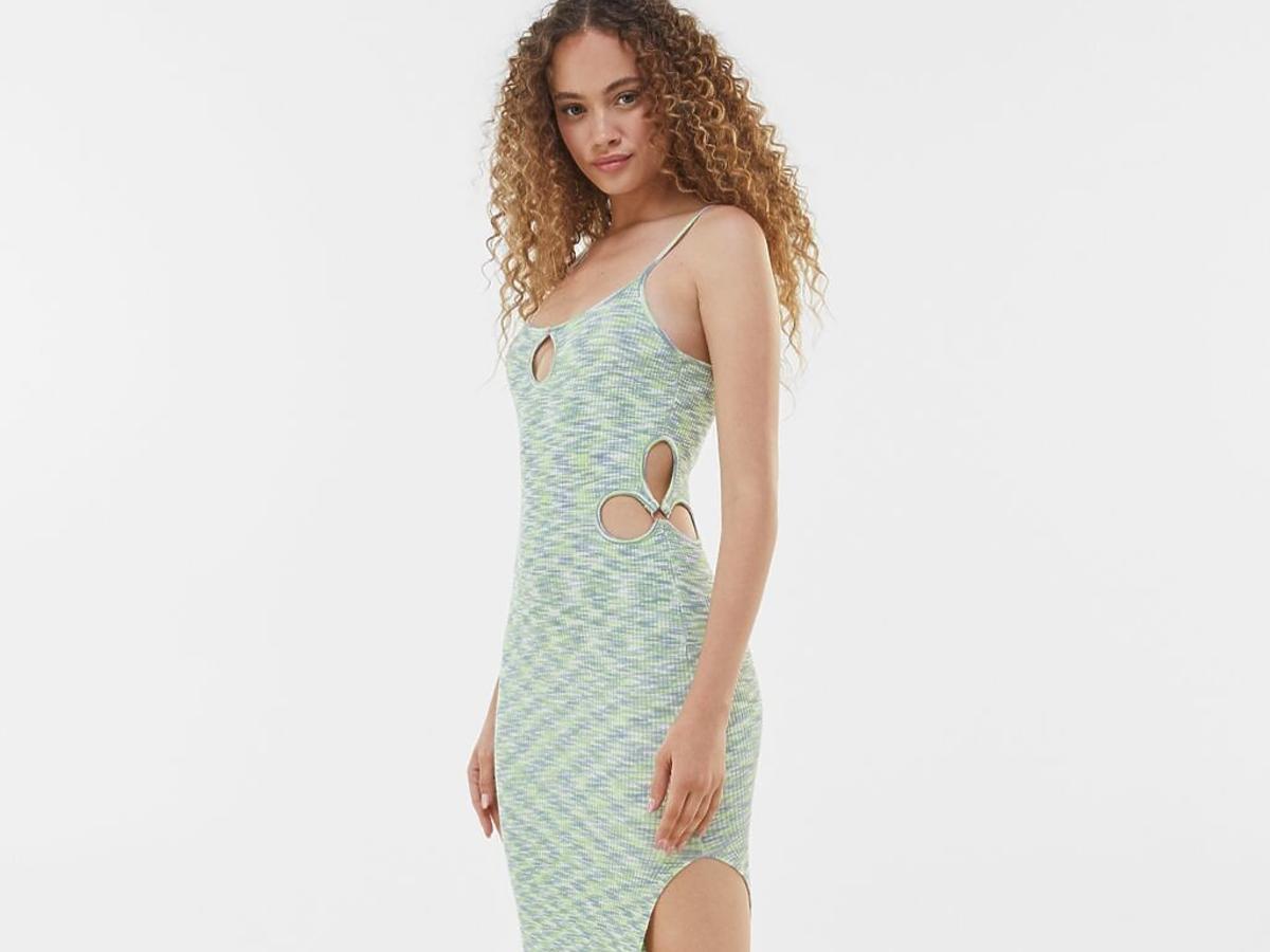 Sukienka Sky Dye z Bershki