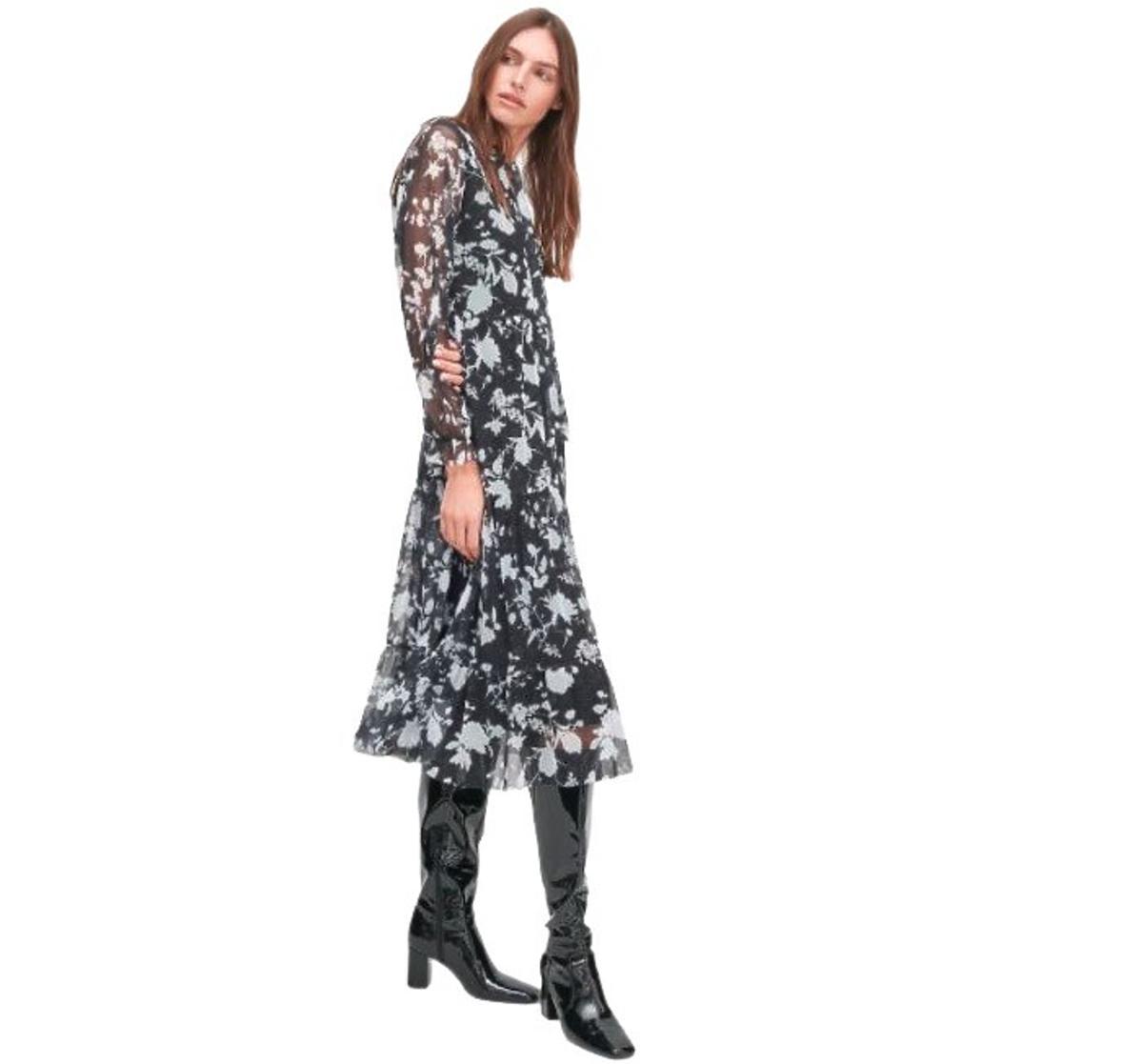 sukienka z reserved