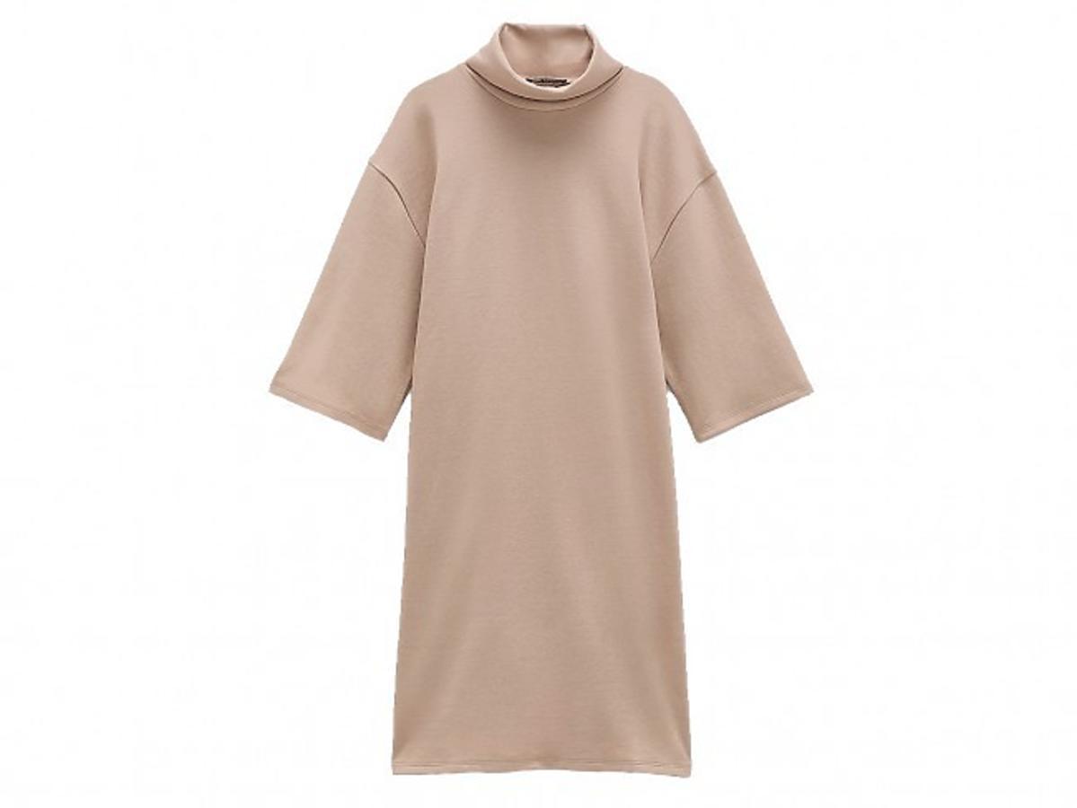 sukienka z wyprzedaży z Zary