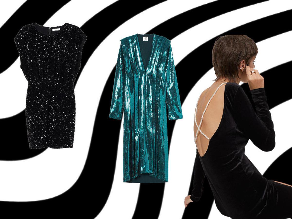 sukienki karnawałowe z sieciówek