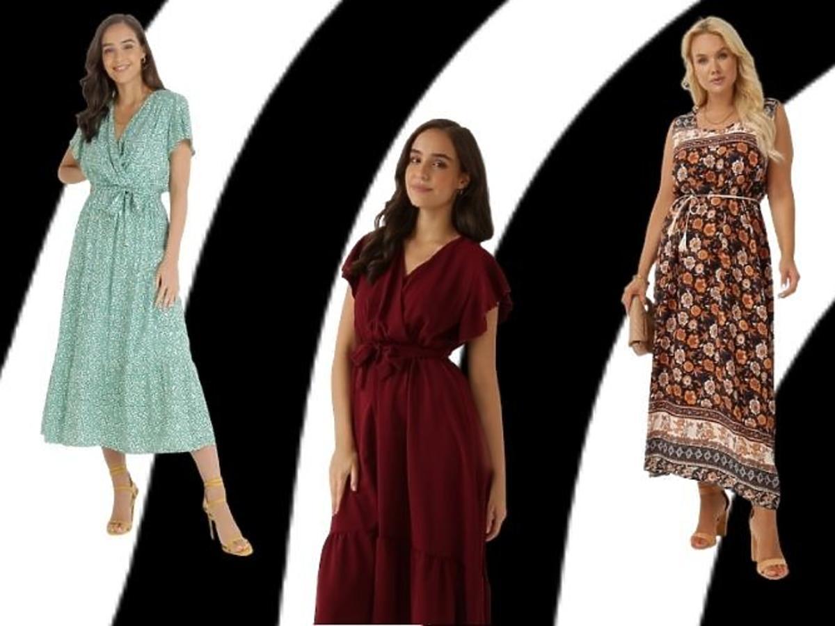 sukienki letnie na wyprzedaży