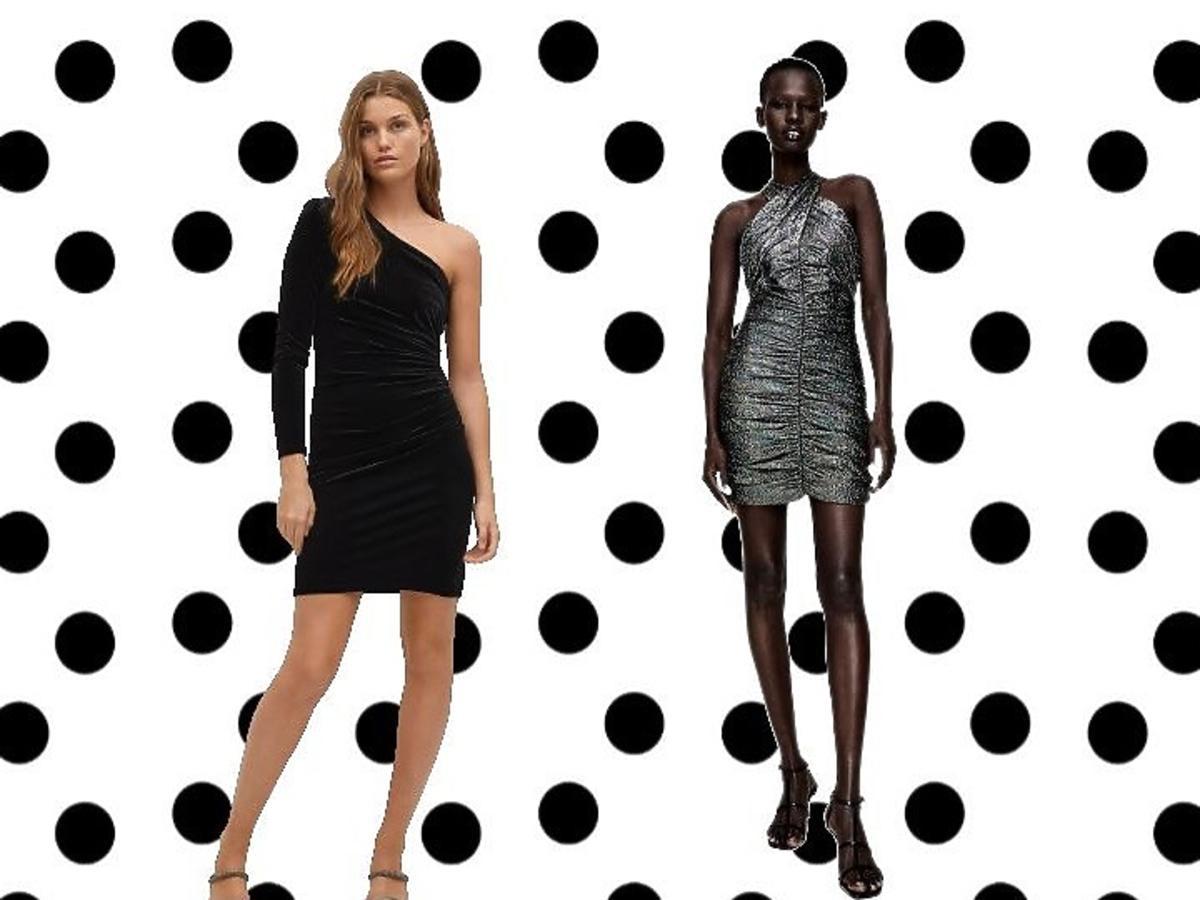 sukienki na Sylwestra 2020