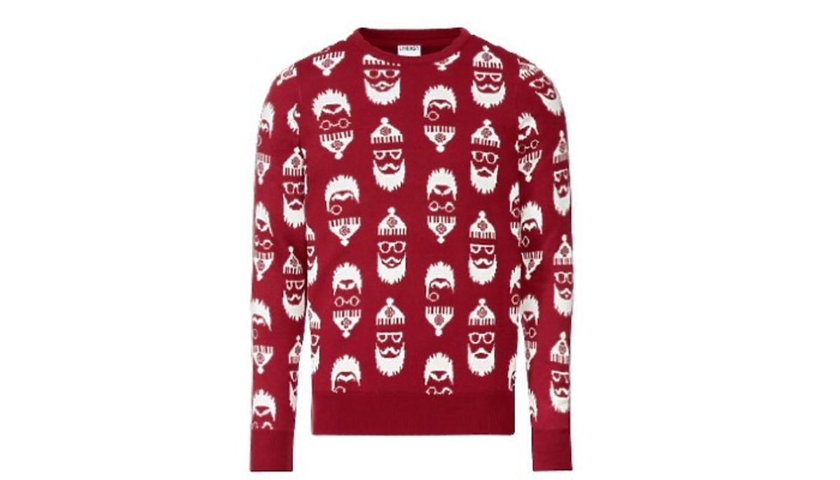 Swetry świąteczne Lidl