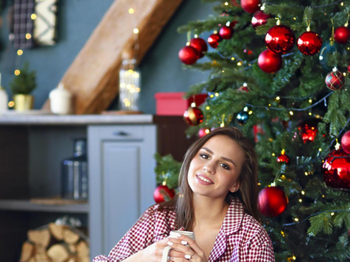 świąteczne piżamy z Lidla