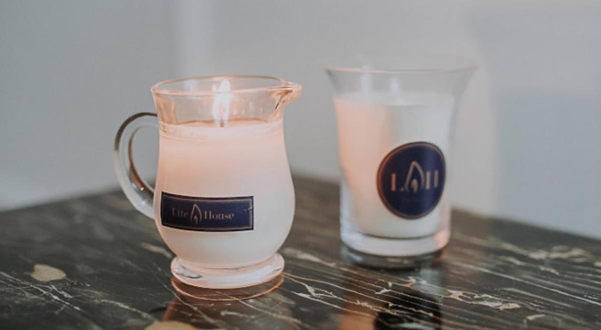 ŚWIECA KOSMETYCZNA DO MASAŻU CAŁEGO CIAŁA LiteHouse Candles
