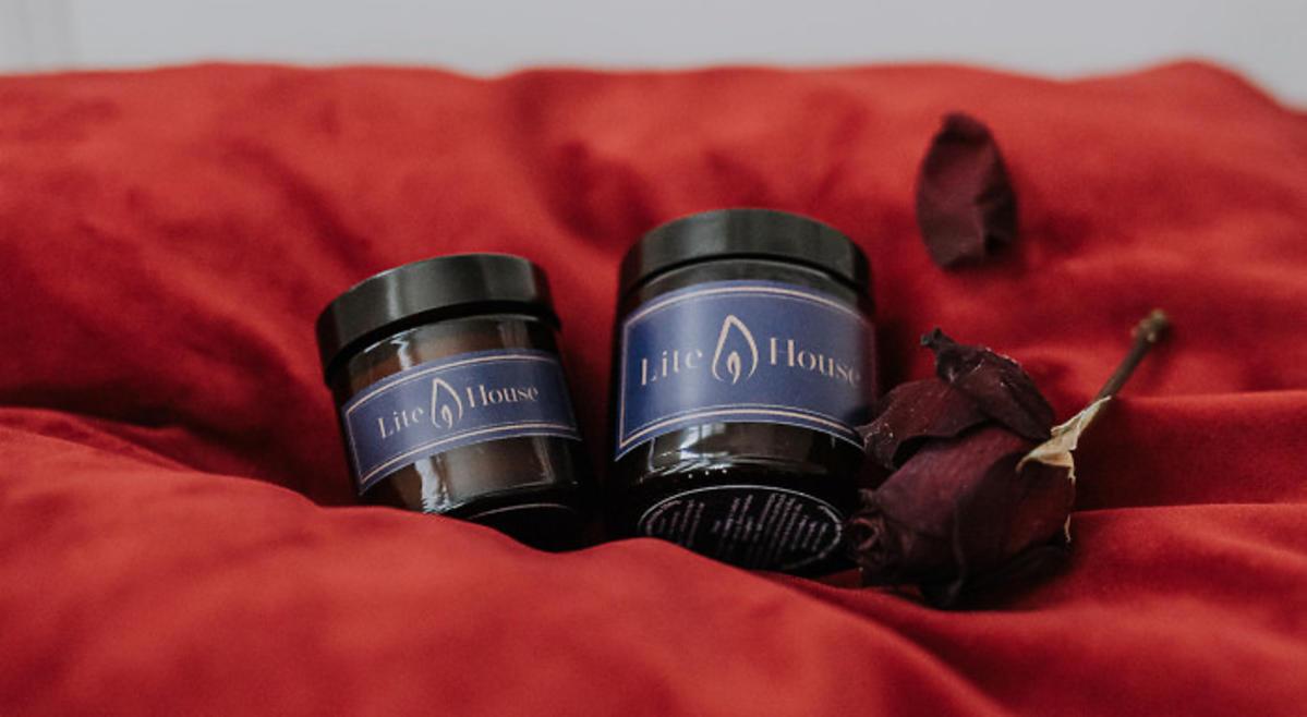 ŚWIECZKI KOSMETYCZNE DO REGENERACJI SKÓRY LiteHouse Candles