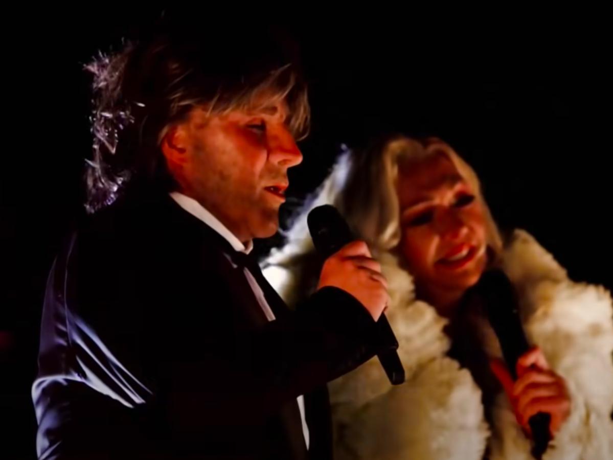 Sylwester Polsatu, Andrea Bocelli