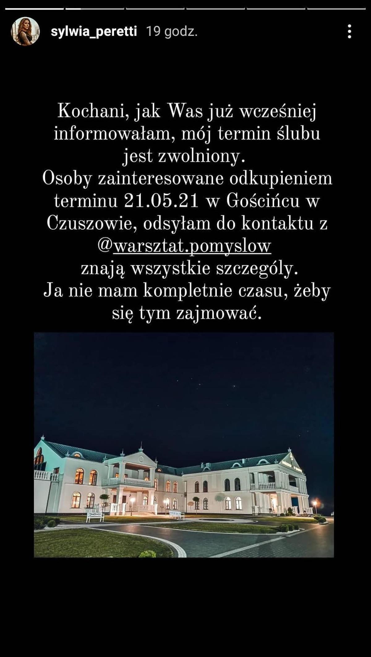 """Sylwia i Łukasz z """"Królowych życia"""" odwołali ślub"""