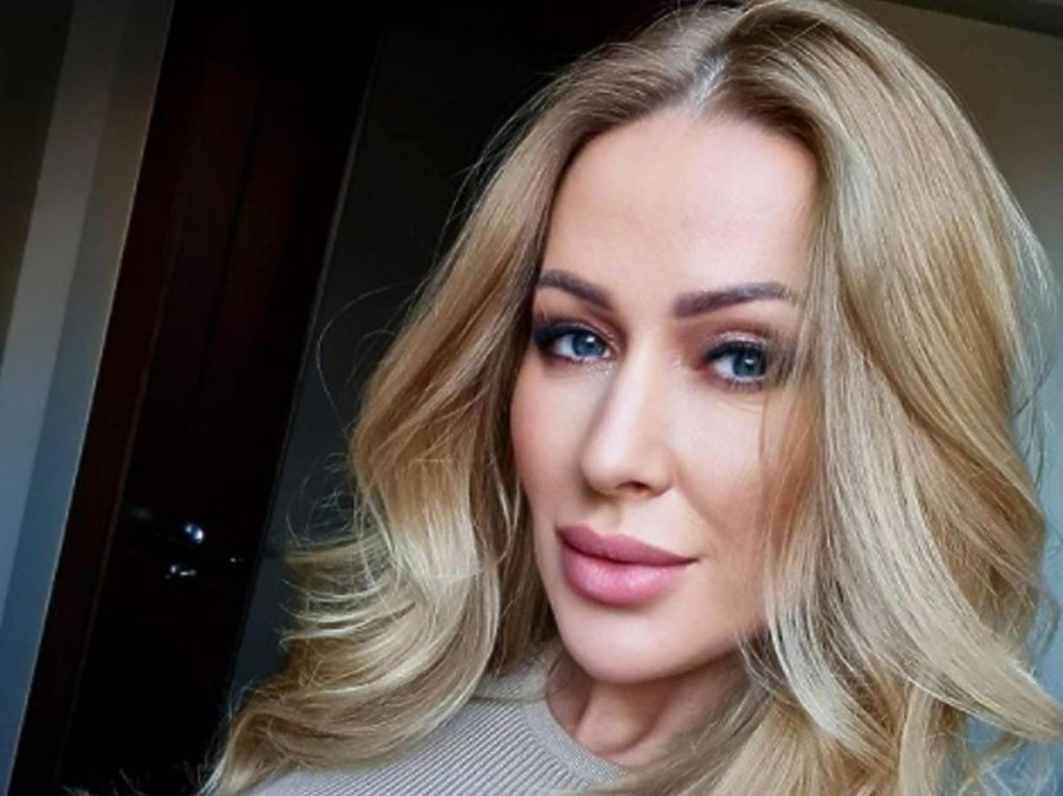 Sylwia Peretti selfie