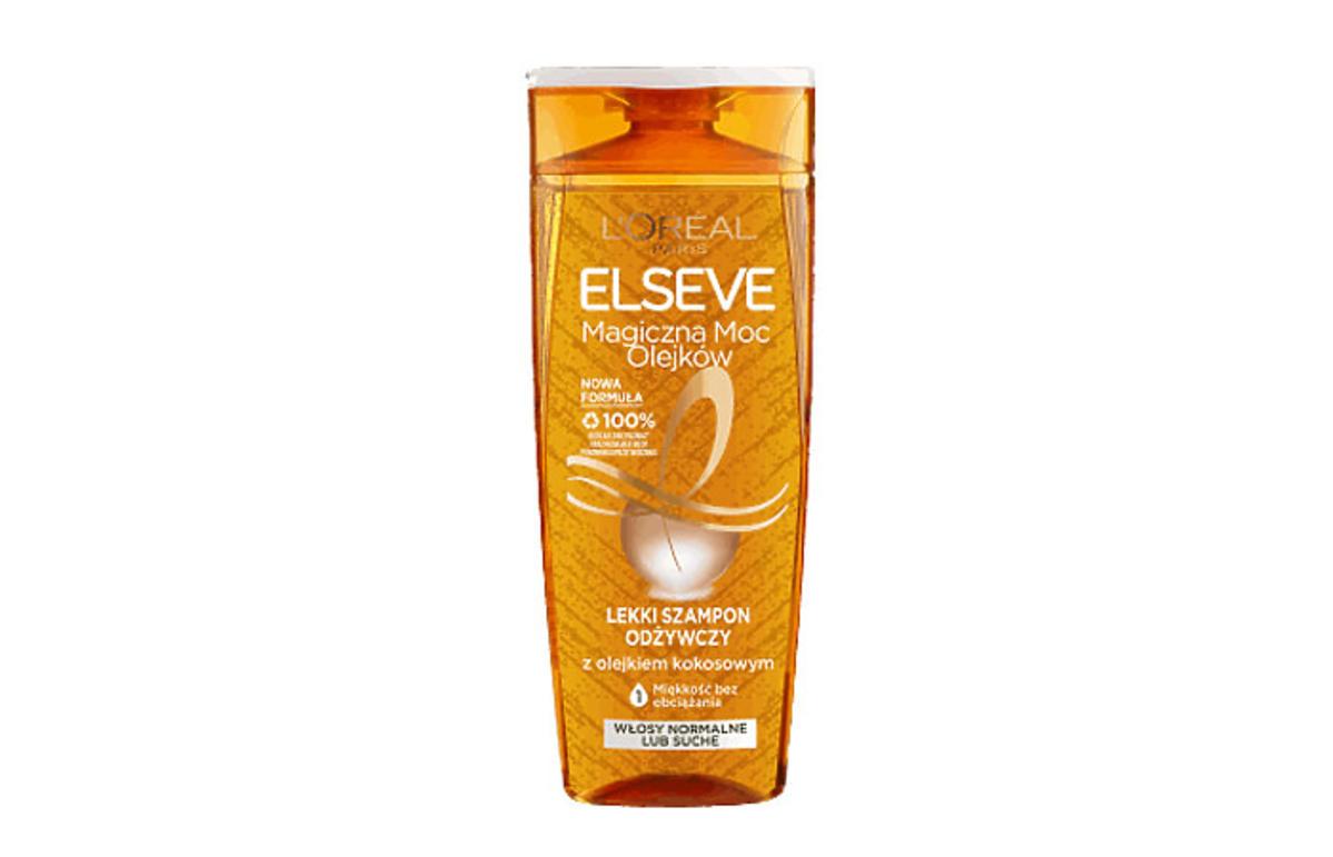 szampon L'Oreal Elseve Magiczna Moc Olejków w promocji w Rossmannie