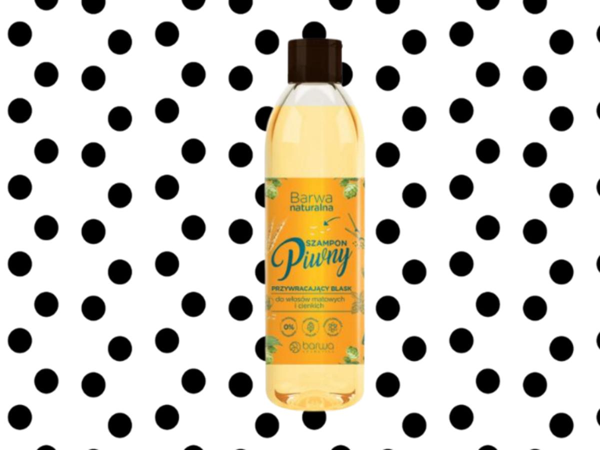 szampon piwny od Barwa Naturalna