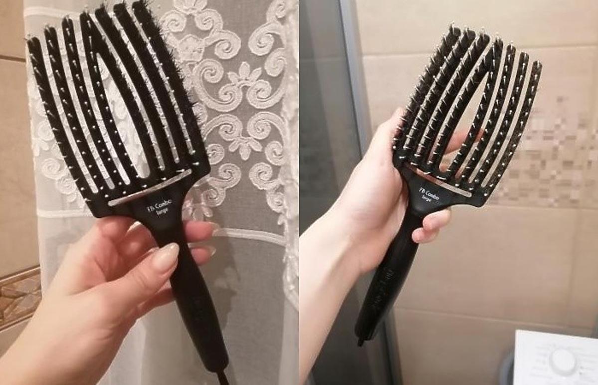 Szczotki Finger Brush Combo Large