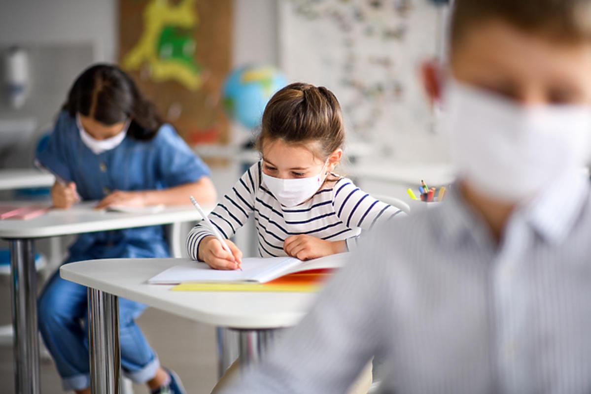 Szkoła - koronawirus