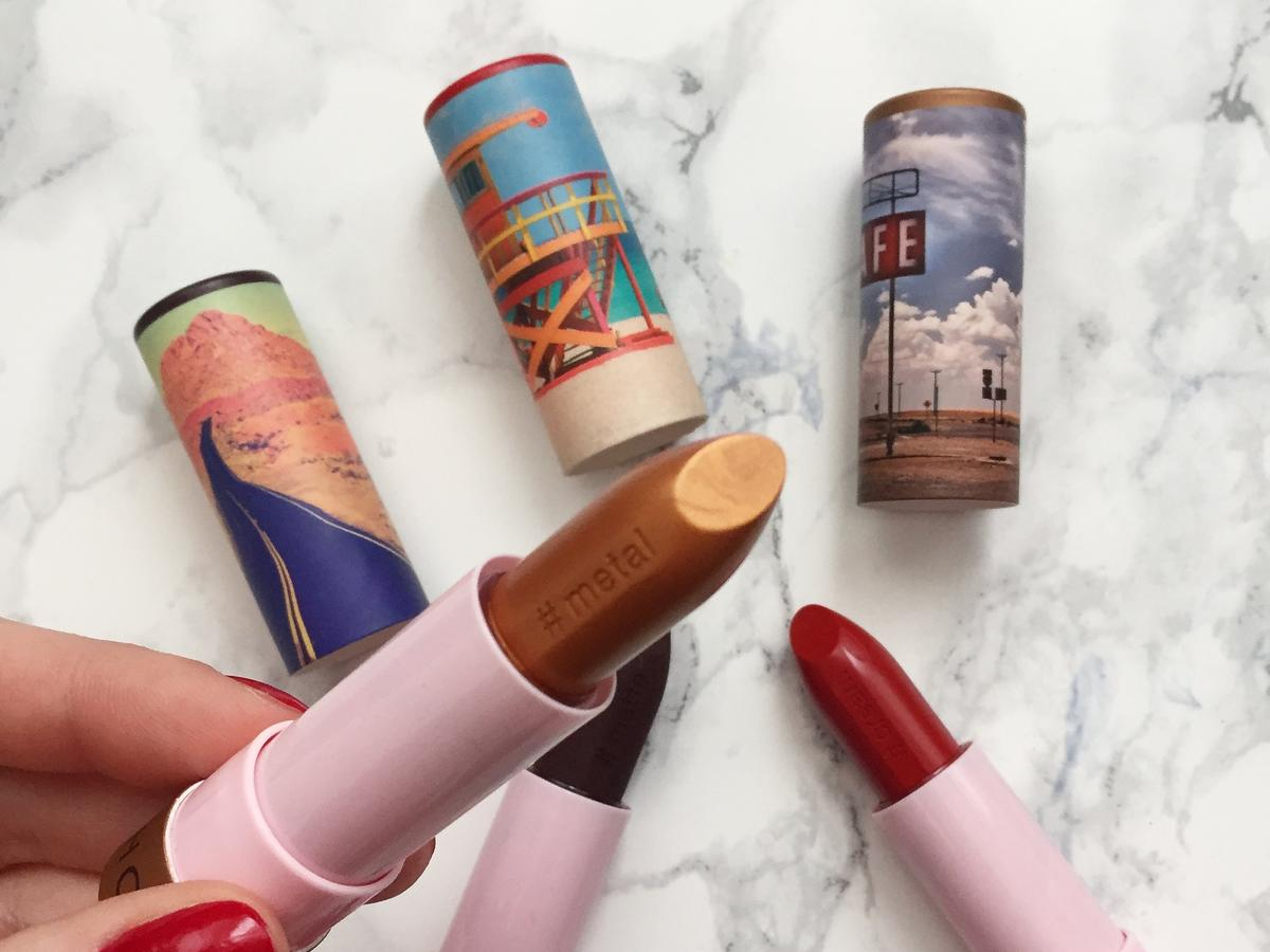 szminki sephora collection lipstories