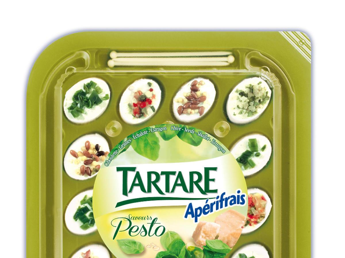 Tartare Aperifrais Saveurs Pesto