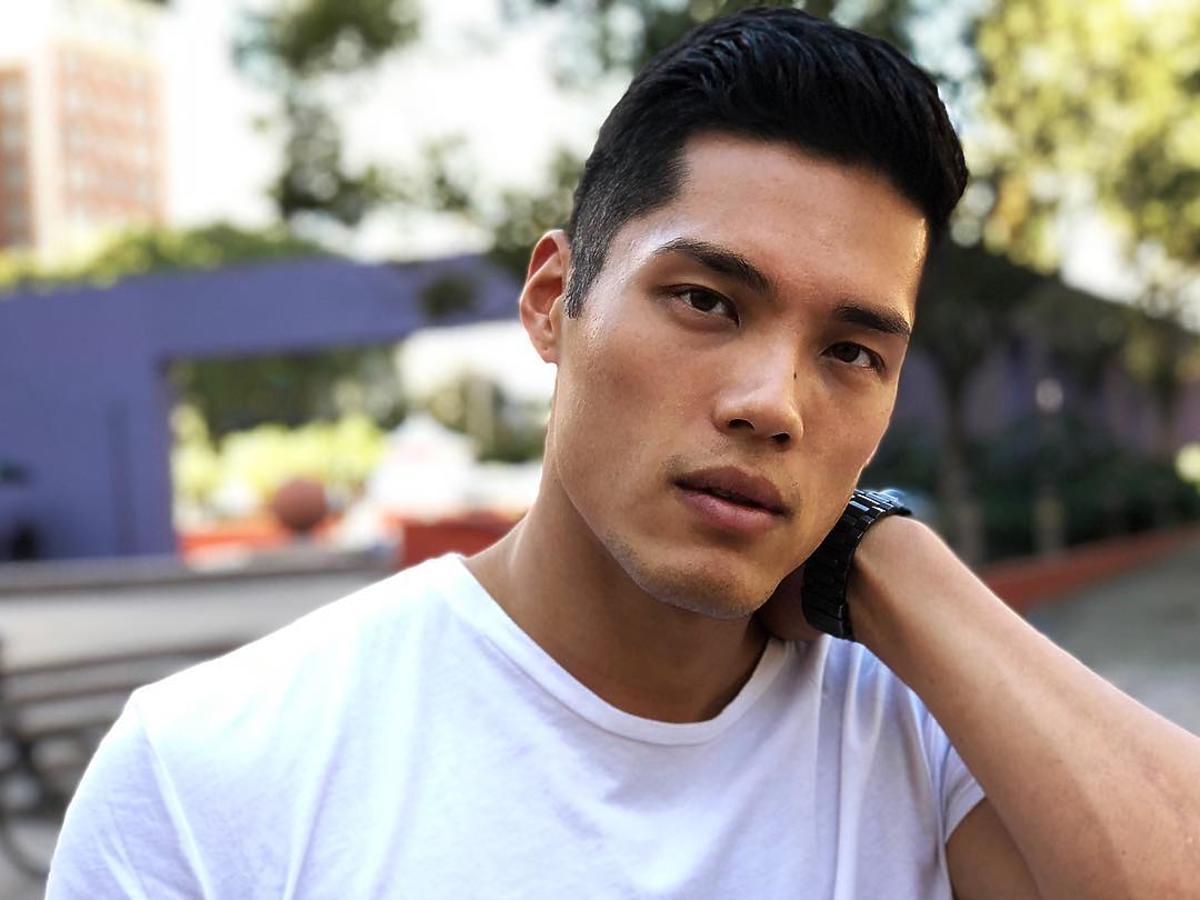 Tim Chung ochroniarz Kylie Jenner