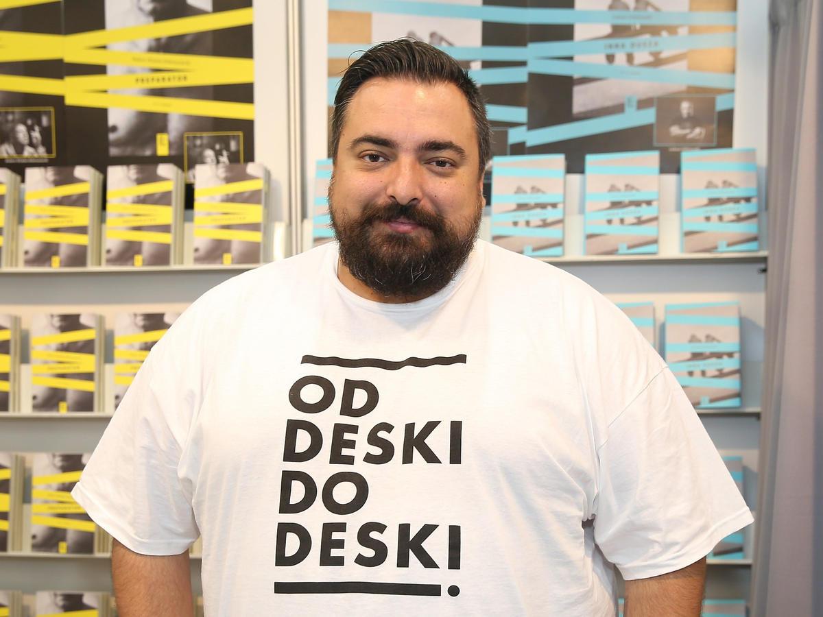 Tomasz Sekielski pochwalił się nowym zdjęciem. Schudł 70 kilogramów