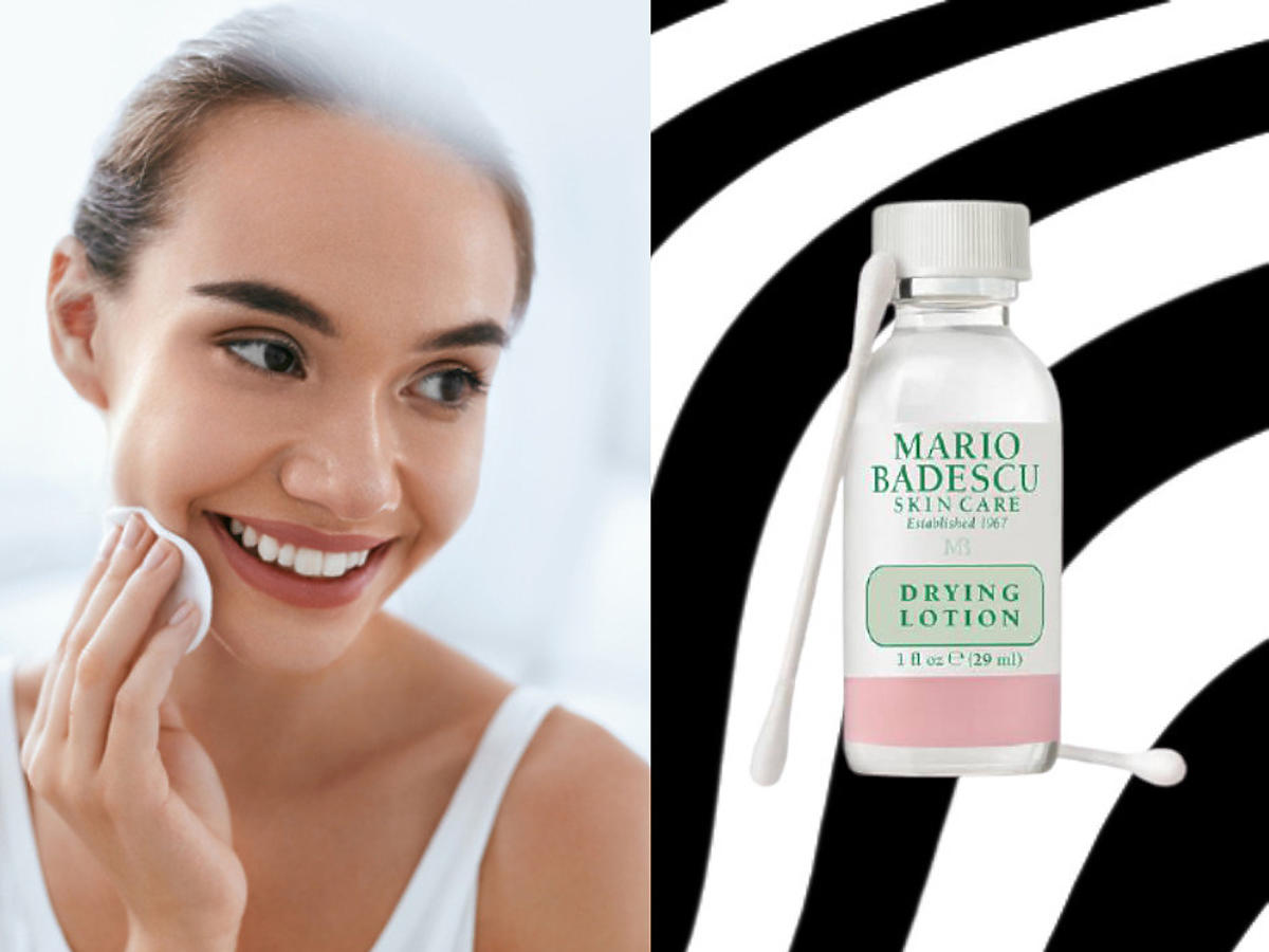 tonik do twarzy - drying lotion Mario Badescu