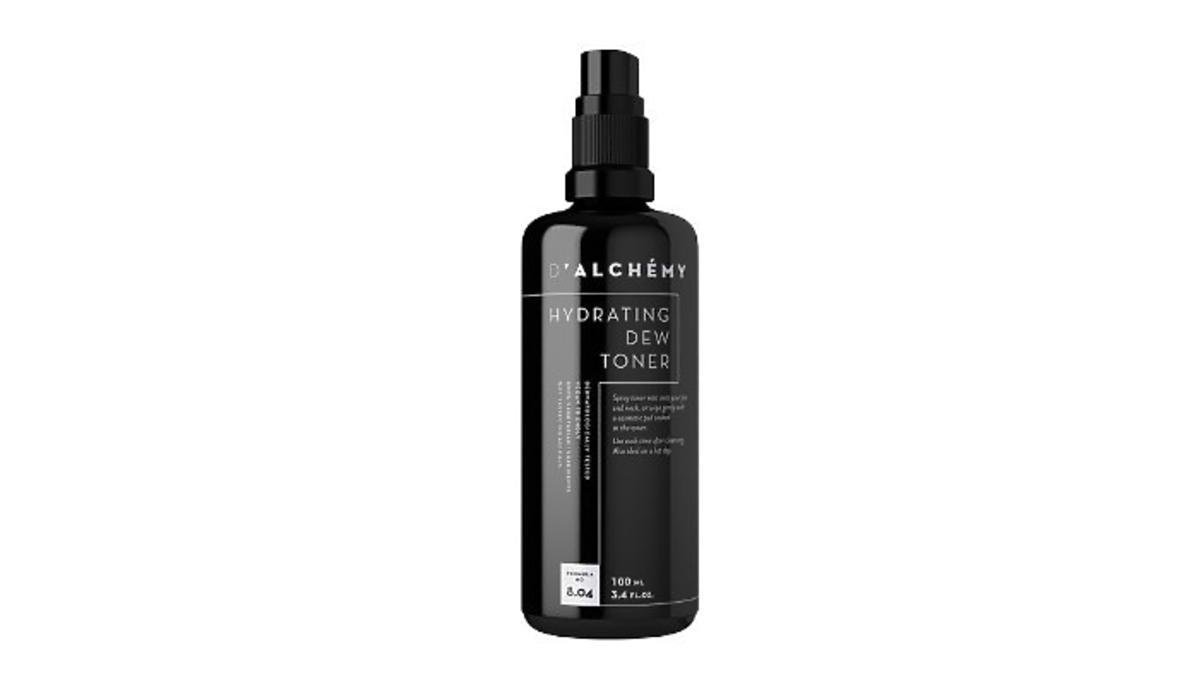 Tonik do twarzy w sprayu D'Alchemy