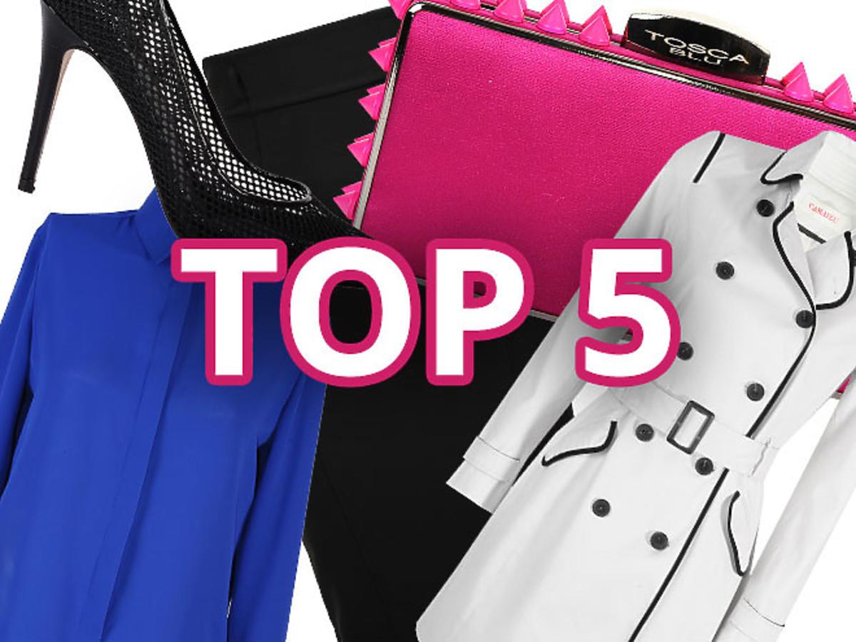 top 5 - must have ma kwiecień