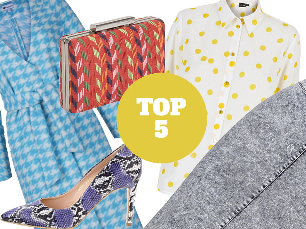top 5 must have na kwiecień