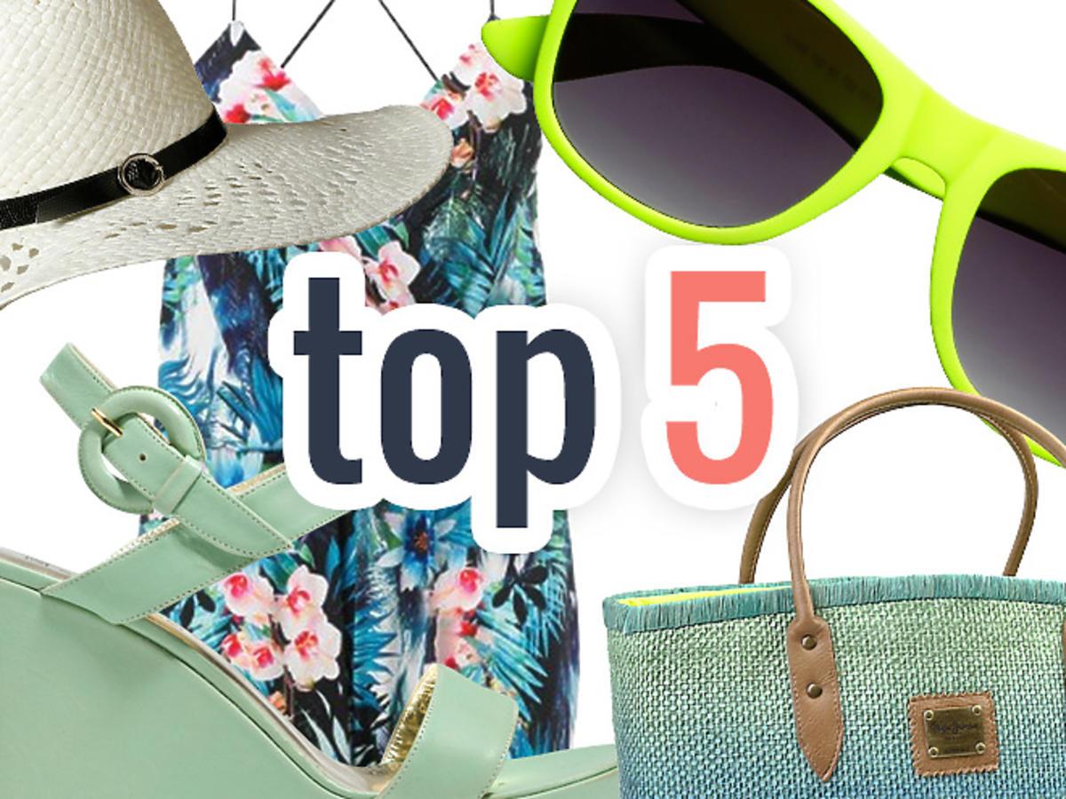 top 5 - must have na maj 2014