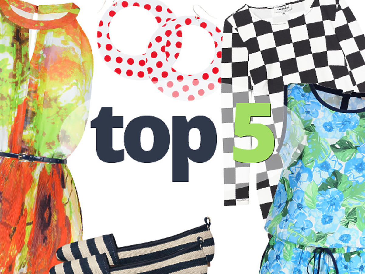 top 5 must have na marzec 2014