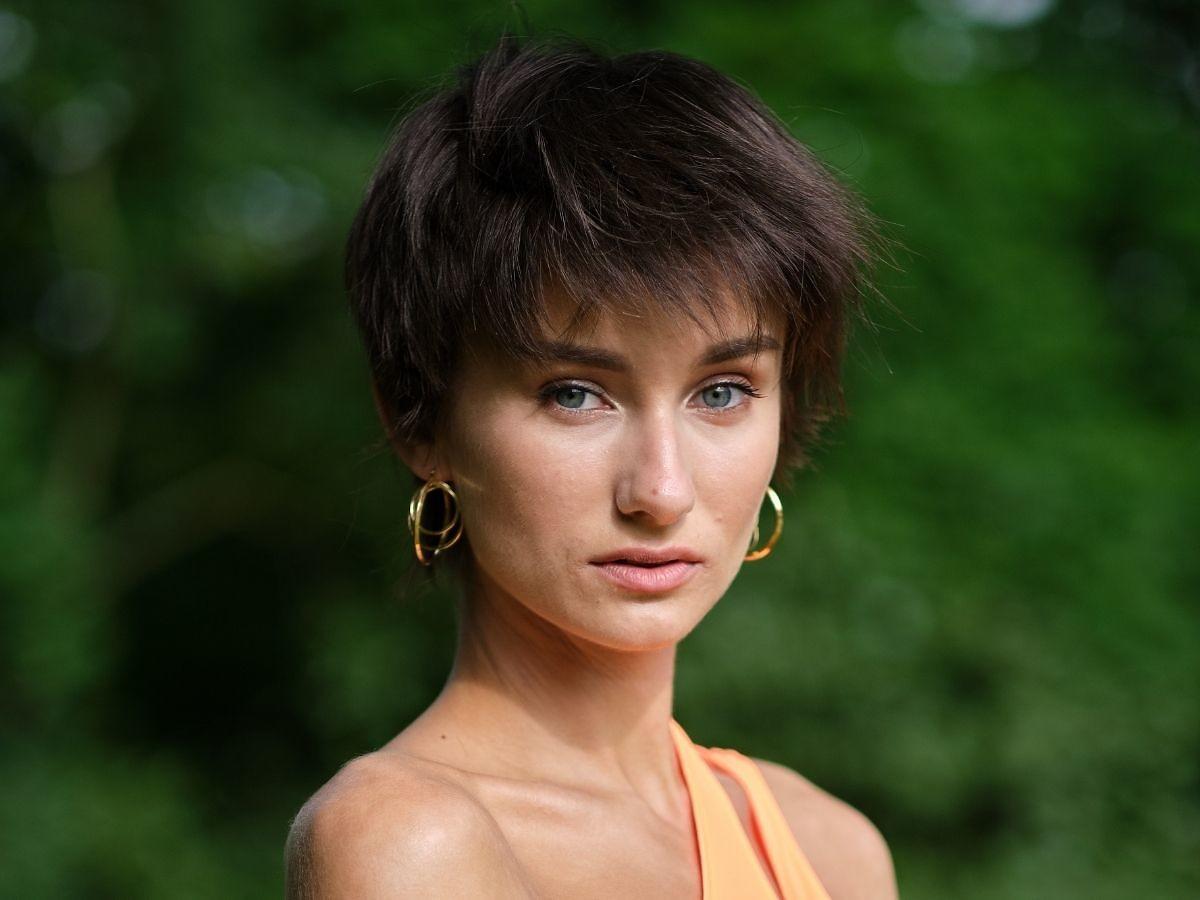 Top model: Olga po metamorfozie