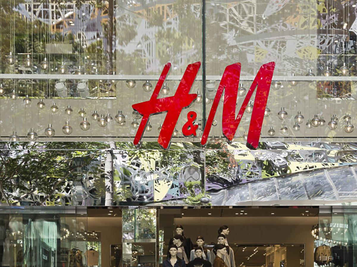 Torebka z H&M to hit na Instagramie