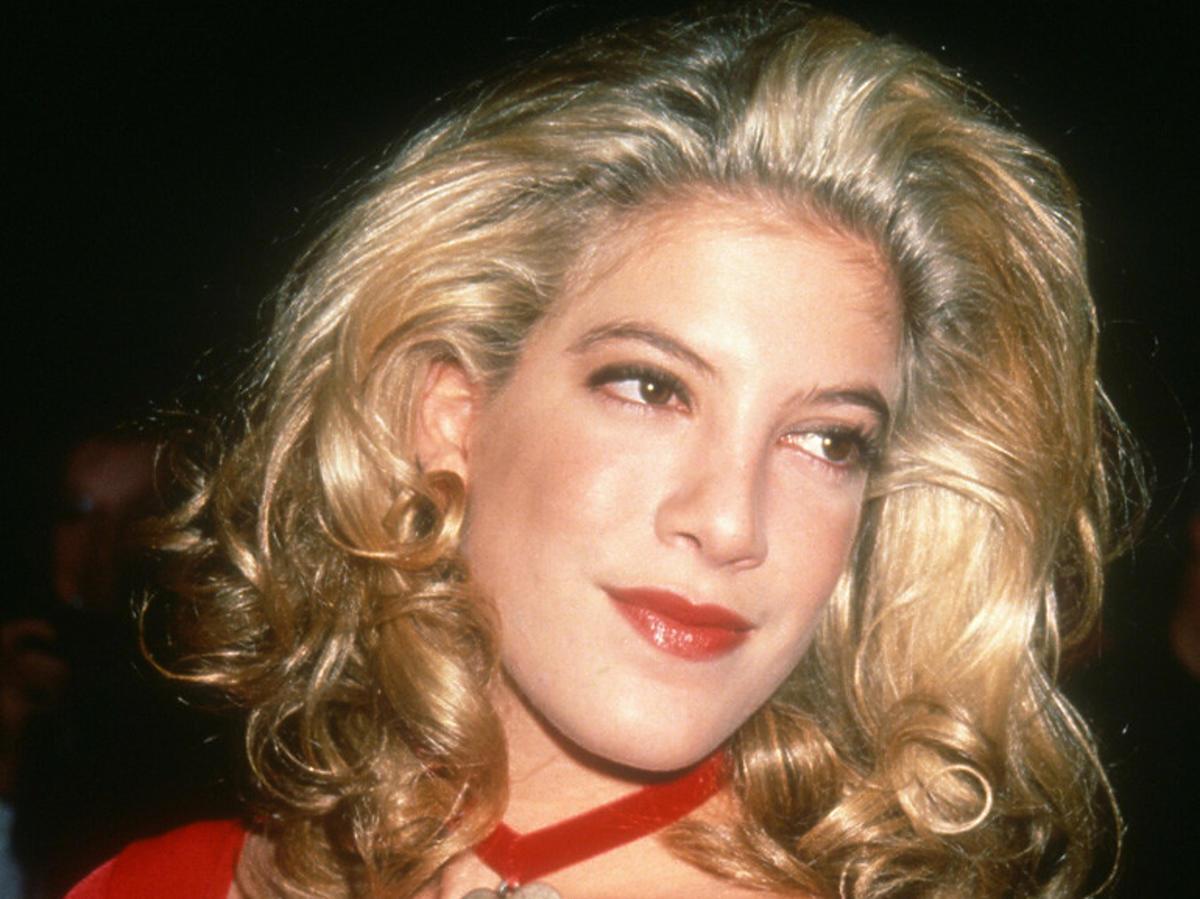 """Tori Spelling z """"Beverly Hills 90210"""" przeszła operacje plastyczne"""