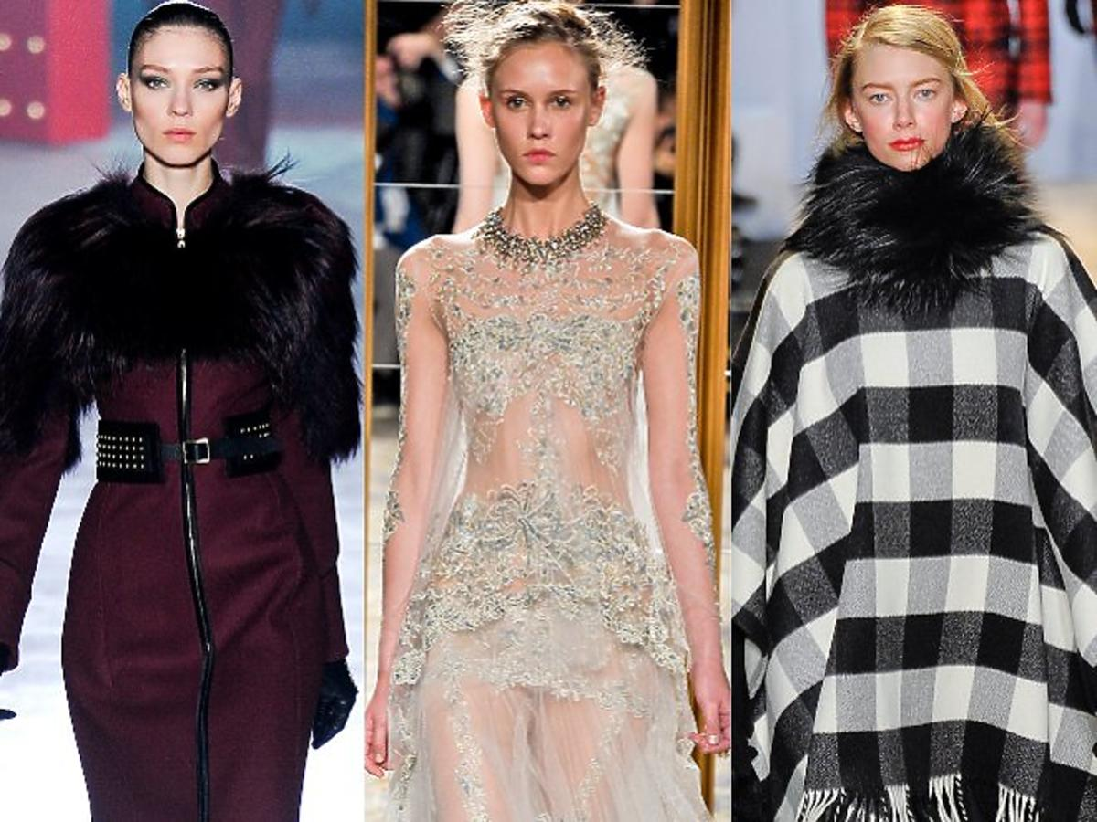 trendy jesien-zima 2012