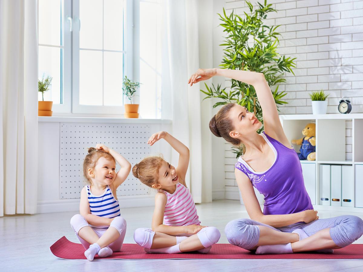 Trening dla zapracowanej mamy - sprawdź ćwiczenia