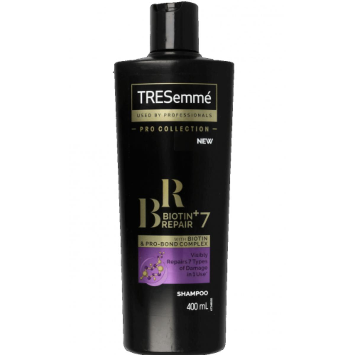 TRESemmé, Szampon do włosów zniszczonych Biotin+ Repair 7