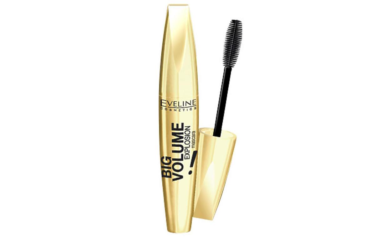 tusz Eveline Cosmetics Big Volume Explosion w promocji w Rossmannie