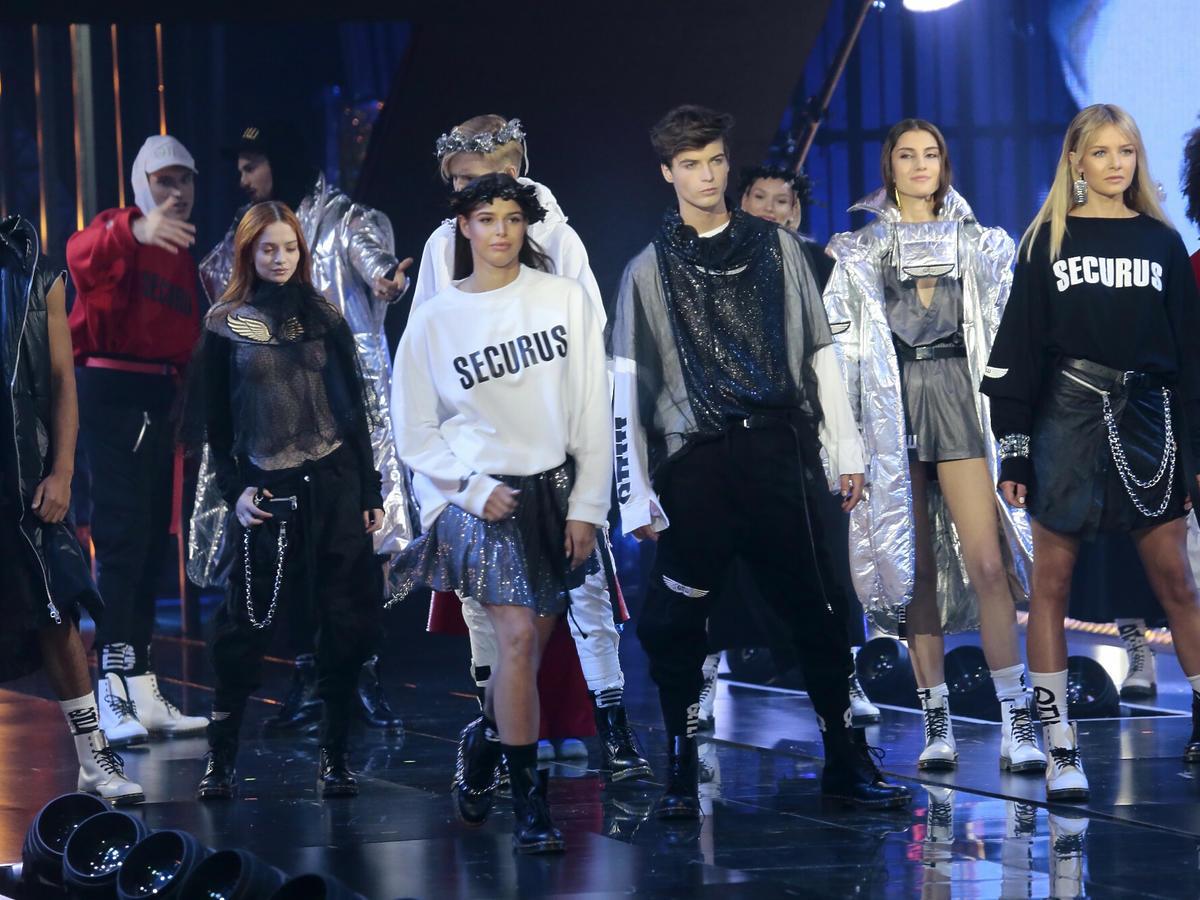 Uczestnicy siódmej edycji Top Model